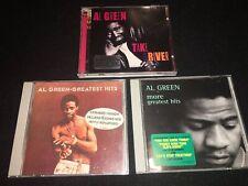 AL GREEN Greatest Hits Bonus Tracks | More Greatest Hits | Take Me To The River