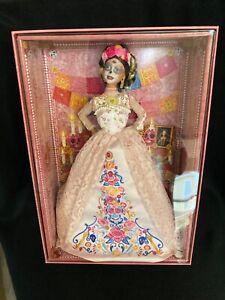 Barbie Doll - Dia De Muertos 2020 - Gold Label / New
