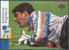UPPER DECK LEGGENDA AZZURRA-ITALY-1998- #36-AZZURRI-GIANLUCA PAGLIUCA