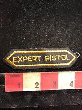 Gun Shooting EXPERT PISTOL Tab Patch 87XA