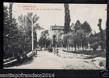 1638.-CAMPRODON -9 Sortida de la Vila al cami de (Les Planes)
