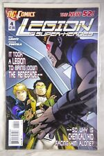DC Comics Legion of Superheroes (The New 52) Issue #4