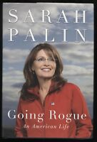 "Sarah Palin Signed Book ""Going Rogue"" Autographed First Edition 1st"