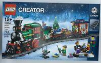 Lego Creator Expert Festlicher Weihnachtszug Weihnachten Advent Zug 10254 MISB