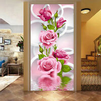 Rose Flower 5D Diamond Embroidery Painting DIY Home Decor Craft Cross Stitch