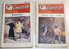 NAT PINKERTON N°11 & N°32