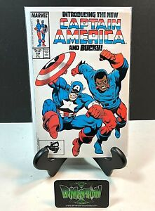 CAPTAIN AMERICA #334 1ST JOHN WALKER & LEMAR HOSKINS MARVEL COMICS 1987