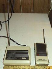 Realistic Intercom 43-202 FM  cordless Room Monitor baby