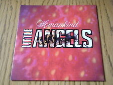 "LITTLE ANGELS - WOMANKIND    7"" VINYL PS"