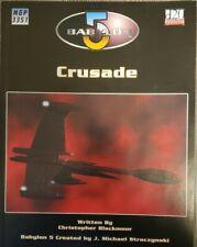 Crusade rulebook (Babylon 5 d20 RPG, Mongoose)