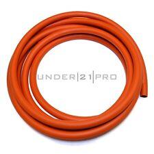 5 mètres Tuyau à gaz propane/butane Ø 8X15 mm  orange tressé de GCE Charledave