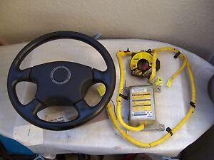 Subaru Forester streering wheel with air bag SF