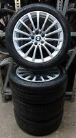 4 BMW Winterräder Styling 619 BMW 5er G30 G31 245/45 R18 100V 6861224 RDCi