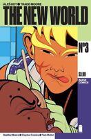 New World #3 IMAGE COMICS Cover B Moore Muller 1ST PRINT
