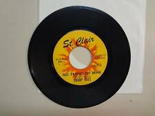 "SWAMP RATS:No Friend Of Mine 2:42-It's Not Easy-U.S. 7"" 66 St. Clair STC- 711/13"