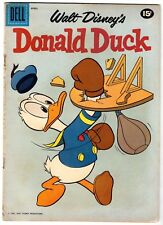 Donald Duck #76, Fine - Very Fine Condition