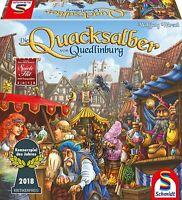 Die Quacksalber von Quedlinburg, Kennerspiel des Jahres 2018 NEU OVP