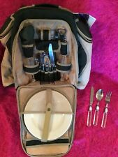 Concept Picnic Bag / Backpack With Contents