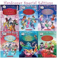 Geronimo Stilton THEA STILTON Series Special Editions HARDCOVER Set of Books 1-6
