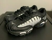 NEW Nike Air Max Tailwind IV Black White BQ9810 005 Youth Size 6 Women's 7.5