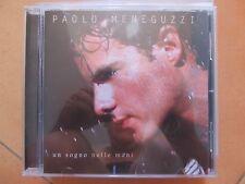 """CD Paolo Meneguzzi """"Un sogno nelle mani"""" usato ma come nuovo"""