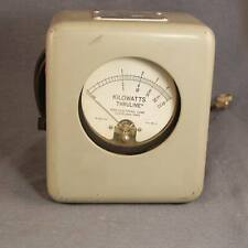 BIRD Electronics Kilowatts Thruline Wattmeter Model 4805 5KW/10KW/25KW Tested