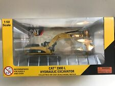 Norscot CAT 330D L Hydraulic Excavator 1:50 Scale Replica #55199