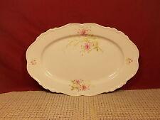 "Edelstein China Germany Alhambra Pattern Medium Oval Platter 13"" x 8 3/4"""