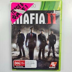 Mafia 2 Xbox 360 Includes Manual & Map - PAL - FREE TRACKED POST