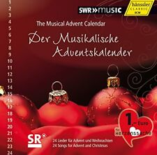 Musical Advent Calendar 2013 [CD]