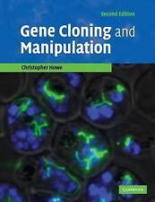 Gene Cloning and Manipulation 2E by Christopher Howe (Paperback, 2007)