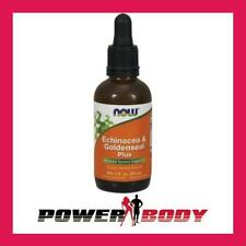 NOW Foods - Echinacea & Goldenseal Plus - 60 ml.