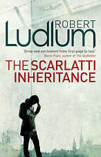 The Scarlatti Inheritance by Robert Ludlum (Paperback) New Book