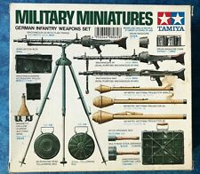 ACCESSOIRES MODELISME  TAMIYA MILITARY MINIATURES SCALE 1/35