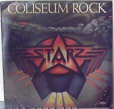 Us Hard Rock LP by STARZ Coliseum Rock 1978 Uk Press