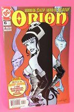 Orion #6 Hand of Sleep Hand of Death 2000 DC Comic Comics VF