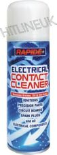 200ML ELECTRICAL CONTACT CLEANER AMP GUITAR Hi-Fi SWITCH CIRCUIT DUAL LUBE
