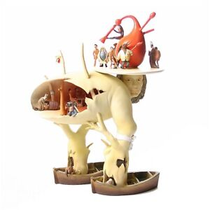 Tree Man Fantasy Man Boat Shoes Hieronymus Bosch Garden Earthly Delights Statue