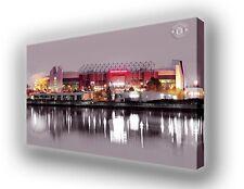 """Manchester United - Old Trafford Wall Canvas 25""""x16"""" (63x40cm)"""