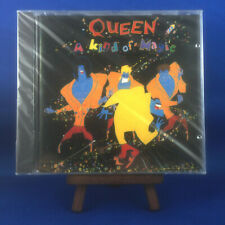 QUEEN: A Kind Of Magic (EXTREMELY RARE NEW 1986 UK CD 1ST PRESSING CDP 7462672)