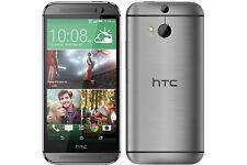 HTC One M8 2014 16GB Glacial Silver Sim Free / Unlocked Mobile Phone - A-Grade