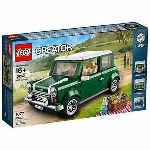 LEGO CREATOR 10242 - MINI COOPER MK VII - BNIB - RETIRED