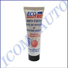 ADDITIF ANTI FUITE D'HUILE BOITE ET DIRECTION ASSISTEE ECOTEC QUALITE PRO 30ML