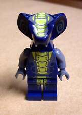 LEGO Ninjago-NINJA-Slithraa Blu Serpente Serpenti combattenti Kobra slitra NUOVO