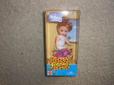New Mattel Cartoon Network The Flintstones Wilma Doll