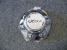 """EXISS 6 lug 5.5"""" trailer chrome center cap hub cap hubcap"""
