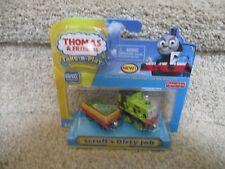 Thomas the Train Take n Play Railway NEW Scruff's Dirty Job Tinder Green Garbage