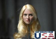 """Emily Browning 1/6 Head Sculpt Sucker Punch For 12"""" TBLeague PHICEN Figure USA"""