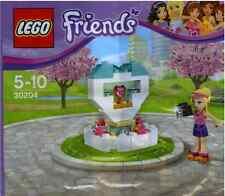 Tout nouveau lego-Stéphanie et souhaitons Fontaine-Amis - 30204-RARE PROMO set