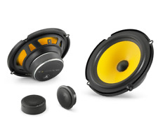 JL Audio C1-650 2-Way Car Coaxial Component Speaker System 6.5-inch 225W